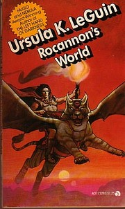 Rocannon's World av Ursula K Le Guin