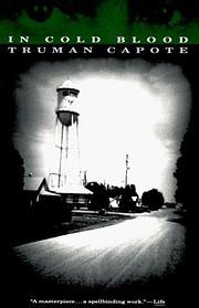 In Cold Blood af Truman Capote