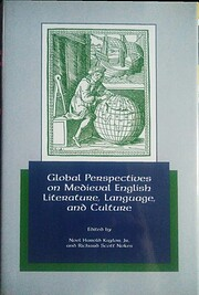 Global Perspectives on Medieval English…