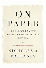 On Paper: The Everything of Its…