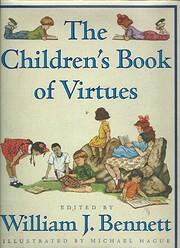 The Children's Book of Virtues por William…