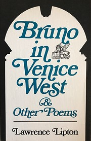 Bruno in Venice West and Other Poems av…