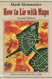 How to Lie with Maps (2nd Edition) by Mark…