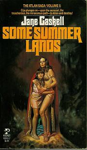Some summer Lands (Daw science fiction) por…