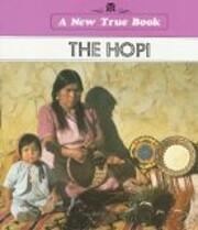 The Hopi por Ann Heinrichs Tomchek