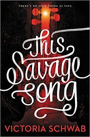 This Savage Song (Monsters of Verity) por…