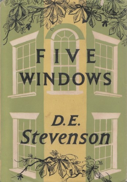 Five Windows cover