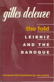 Fold: Leibniz and the Baroque de Gilles…