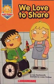 WE LOVE TO SHARE de Liza Charlesworth