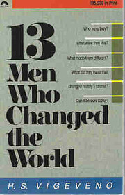 13 men who changed the world af H. S.…