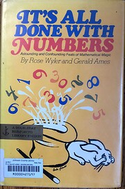 It's all done with numbers: Astounding…