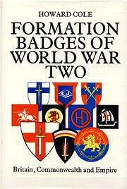 Formation badges of World War 2 : Britain,…