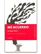 Je me souviens by Georges Perec