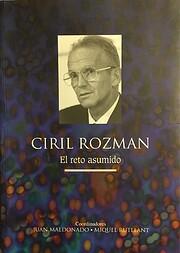 Ciril Rozman. El reto asumido por Joan…