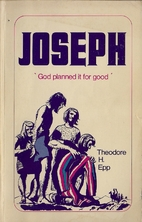Joseph: 'God Planned it for Good'…