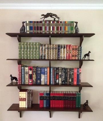 Shelfies, again | Folio Society devotees | LibraryThing