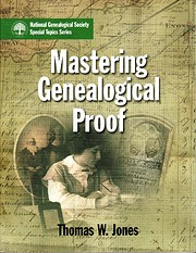 Mastering Genealogical Proof de Thomas W.…