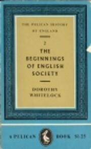 The Beginnings of English Society von…