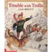 Trouble with Trolls – tekijä: Jan Brett