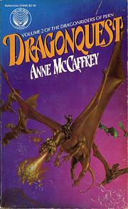 Dragonquest av Anne McCaffrey