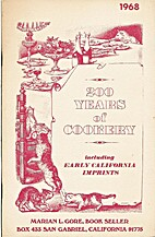 200 Years of Cookery including Early…