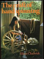 The craft of hand spinning de Eileen…