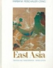 East Asia: Tradition and Transformation av…