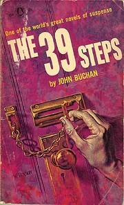 The 39 Steps – tekijä: John Buchan