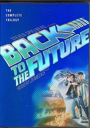 Back to the Future - The Complete Trilogy…