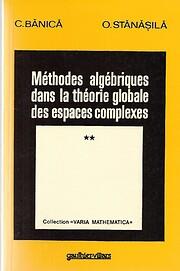 Méthodes algébriques dans la théorie…