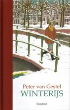 Winterijs by Peter van Gestel