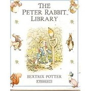 Peter Rabbit Library (1-12) af Giftset
