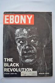 Ebony Magazine 1969- Th BLACK Revolution