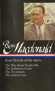 The Way Some People Die de Ross MacDonald