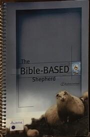 The Bible-BASED Shepherd av Awana