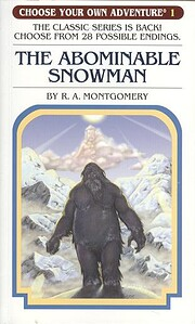 The Abominable Snowman (Choose Your Own…