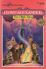 The High King (Pyrdain Chronicles) de Lloyd…