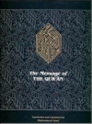 The Message of the Qur'an af Muhammad Asad