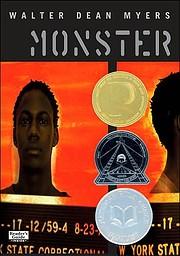 Monster – tekijä: Walter Dean Myers