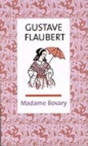 Madame Bovary av Gustave Flaubert