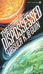 The Dispossessed (Hainish Cycle) (Cover may…