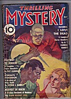 Thrilling Mystery May '36 featuring I Love…