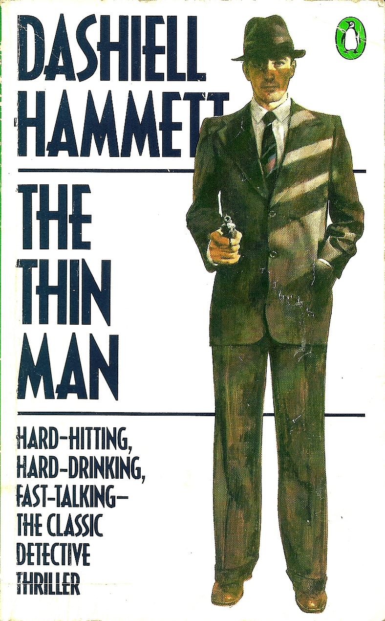 The Thin Man cover