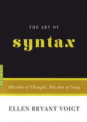 The Art of Syntax: Rhythm of Thought, Rhythm…