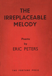 The Irreplaceable Melody : Poems de Eric…