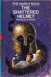 The Shattered Helmet (Hardy Boys, Book 52)…