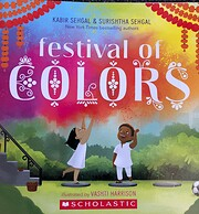 Festival of Colors by Vashti Harrison