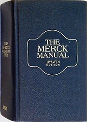 Merck Manual Of Diagnosis and Therapy :…