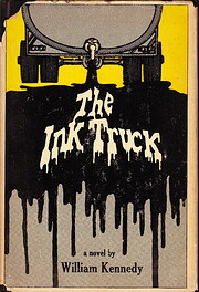 The ink truck por William Kennedy