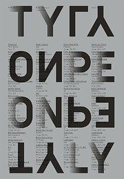 Type only af Mark Sinclair